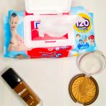 Baby Wipes or Makeup Wipes